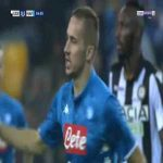 Udinese 0-3 Napoli - Marko Rog 85'