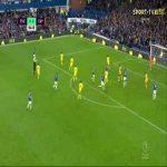 D. Calvert-Lewin goal (Everton [1]-0 Crystal Palace) 86'
