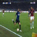 Inter 1-0 Milan - Mauro Icardi 90'+2'