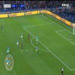 PSG [1]-1 Napoli : Mario Rui own goal 61'
