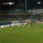 Dudelange 0-1 Olympiakos - Vassilios Torosidis 66'