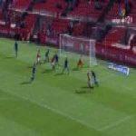 Luis Suárez nice goal (Nàstic de Tarragona [1]-0 Real Oviedo) 21'
