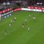 Milan [3]-2 Sampdoria - Suso 62'