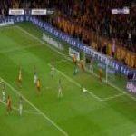 Galatasaray 1-0 Fenerbahce - Ryan Donk 31'