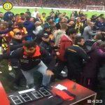 Istanbul derby drama