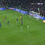 Betis 1-0 Celta Vigo - Loren 33'