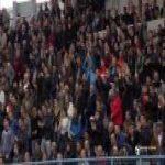 Iyayi Believe Atiemwen (Gorica) goal vs Hajduk [1]-0