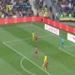 Nantes 5-0 Guingamp - Emiliano Sala 83'