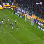 Udinese 0-1 Milan - Alessio Romagnoli 90'+7'