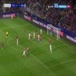 Casemiro 23' - FC Viktoria Plzeň 0:[2] Real Madrid CF