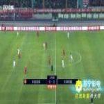 Alexandre Pato (Tianjin Quanjian) goal vs Changchun Yatai