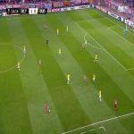 Olympiakos 2-0 Dudelange - Konstantinos Fortounis 15'