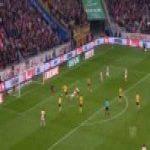 FC Köln 2-0 Dresden - Simon Terodde 43'