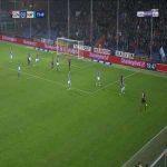 Genoa 1-0 Napoli - Cristian Kouame 20'