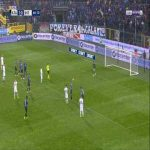 Atalanta 1-[1] Inter - Mauro Icardi penalty 47'