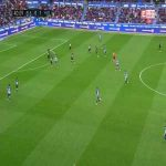 Deportivo Alavés [1]:1 Huesca - Jony 41'