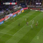 Frankfurt 1-0 Schalke - Luka Jovic 61'