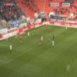 Ingolstadt 1-[1] Bielefeld - Fabian Klos 78'