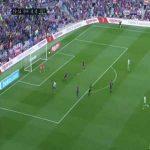 Junior Firpo goal (Barcelona 0-[1] Betis) 19'
