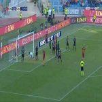 Roma 1-0 Sampdoria - Bryan Cristante 19'