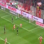 Union Berlin [2]:0 Greuther Fürth - Joshua Mees 10'