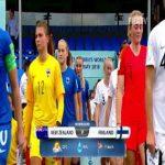 New Zealand U17 vs Finland U17 - FIFA U-17 Women's World Cup - 13.11.2018