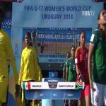 Mexico U17 vs South Africa U17 - FIFA U-17 Women's World Cup - 13.11.2018