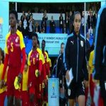 Uruguay vs Ghana - FIFA U-17 Women's World Cup - 13.11.2018