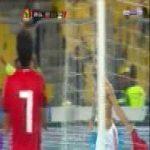 Egypt [3]-2 Tunisia - Mohamed Salah 90'