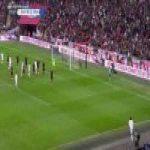 England [1]-1 Croatia - Lingard 78'