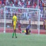 Liberia 1-0 Zimbabwe - William Jebor 72'
