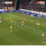 Switzerland [2]-2 Belgium - Haris Seferovic 31'