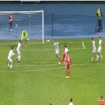 FYR Macedonia 3-0 Gibraltar - Ilija Nestorovski 80'