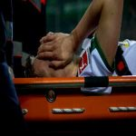 Mönchengladbach's Matthias Ginter has suffered both a fractured eye socket and jaw.