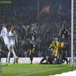 Relaxed defending for the Leeds goal against Reading last night