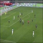Chievo [1]:1 Cagliari - Mehdi Léris 18' (Coppa Italia)