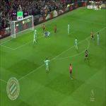 Manchester United [2]-2 Arsenal : Lingard 59'