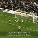 Robbie Keane smashes a hat-trick as Spurs score five, OnThisDay in 2003