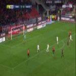 Rennes 2-0 Dijon - Hatem Ben Arfa 90'