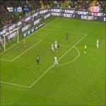 Udinese 1:[3] Atalanta - Duvan Zapata 80' (hattrick)