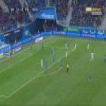 Zenit 0-2 Kazan - Yegor Sorokin 50'