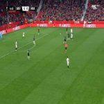 Sevilla 1-0 Krasnodar - Wissam Ben Yedder 5'