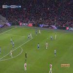 Ajax 3-0 Graafschap - Hakim Ziyech 32'