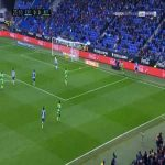 Espanyol 1-0 Betis - Sergio Garcia 24'