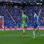 Espanyol 1-[1] Betis - Giovani Lo Celso 43'