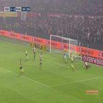 Feyenoord 0-1 Sittard - Lars Hutten 51'