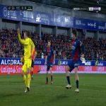 Huesca 1-0 Villarreal - Cucho penalty 44'