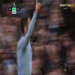 İ. Gündoğan goal (Man City [1]-0 Crystal Palace) 27'