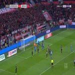 Leverkusen 2-[1] Hertha - Jordan Torunarigha 26'