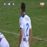Rafael Tolói (Atalanta) red card vs. Genoa (90+3')